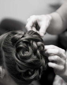 Cheveux Salon Wedding and Special Occasion Styling